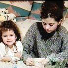 Selena Gomez avec sa mère
