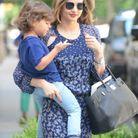 Flynn, le fils de Miranda Kerr et Orlando Bloom.
