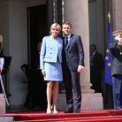 La famille Macron en vidéo