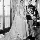 Rainier III et Grace Kelly