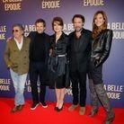 """Le casting du film """"La Belle Epoque"""" avec son réalisateur Nicolas Bedos"""