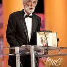 Favori pendant tout le Festival, le film «Amour» de Michael Haneke reçoit la Palme d'or.