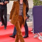 Charlotte Gainsbourg au Festival de Deauville