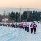 Running dans la neige