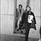 Françoise Hardy et Jacques Dutronc