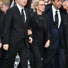 Martin Rey-Chirac, Claude Chirac et Frédéric Salat-Baroux