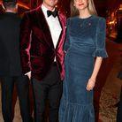 Josh Hartnett et sa femme