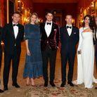 Les invités du dîner