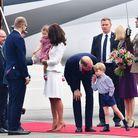 Salutation au président polonais.