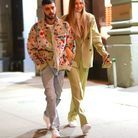 Zayn Malik et Gigi Hadid s'apprêtent à rejoindre leurs amis