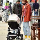 Zayn Malik et Gigi Hadid en promenade