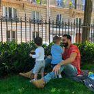 Les jumeaux d'Adil Rami, Zayn et Madi