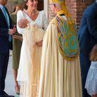 Avec l'archevêque de Canterbury