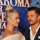 Katy Perry et Orlando Bloom au gala Luisaviaroma à Capri