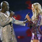 Heidi Klum et Seal au défilé Victoria's secret