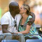 Où qu'ils soient, Heidi et Seal s'affichent fou amoureux et ne cessent de se bécoter en public.