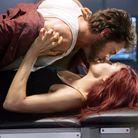 Hugh Jackman et Famke Janssen dans X-Men