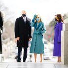 Joe Biden, Jill Biden et Kamala Harris