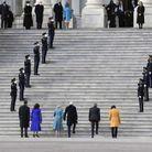 L'arrivée au Capitole