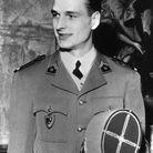 Le lieutenant Chirac en Algérie