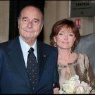 Jacques Chirac et sa fille en 2011