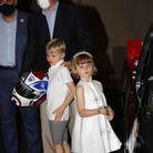 Les enfants de Charlène de Monaco