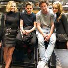 Avec Margot Robbie, Kristen Stewart et Lily-Rose Depp