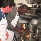 Cours de cuisine pour Omar Sy