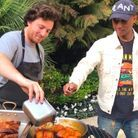 Toujours avec son ami Pharrell