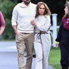 Ben Affleck et Jennifer Lopez se sont baladés dans les Hamptons