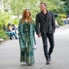Le couple à New York