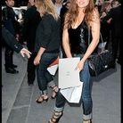 People diaporama defiles haute couture paris izia higelin Chanel