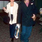 Kate Moss et Johnny Depp à l'aéroport