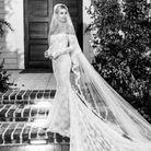 Une robe de mariée signée Virgil Abloh
