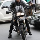 Parce qu'il ride avec style