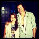 Avec Harry Styles
