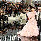 Lily-Rose Depp sur le podium