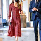 Kate Middleton au musée Victoria and Albert de Londres