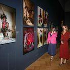L'épouse du prince William découvre deux nouvelles expositions