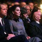 La duchesse de Cambridge était au bord des larmes lors de la cérémonie