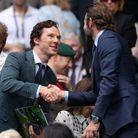 Benedict Cumberbatch et Bradley Cooper