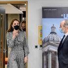 Kate Middleton à l'UCL