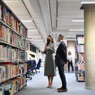 Kate Middleton à l'université britannique UCL