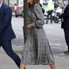 Kate Middleton dans les rues de Londres
