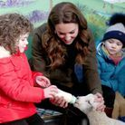 Nouvelle sortie pour Kate Middleton