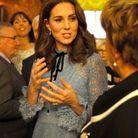 Kate Middleton rayonnante pour sa première sortie officielle depuis l'annonce de sa troisième grossesse.