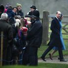 Will et Kate à Sandringham