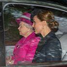 Kate Middleton et la reine Elizabeth II affichent leur belle complicité