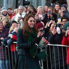 La foule toujours présente pour Kate