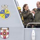 Kate et William radieux
